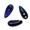 Preciosa Chilli Beads 4X11mm California Blue